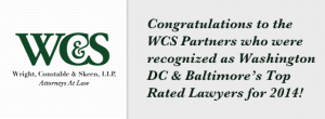 Baltimore Law Firm: Wright Constable & Skeen lawyers. Maritime, Surety & Fidelity, Construction law, Business Law.