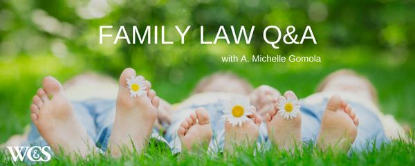 Family Law Blog